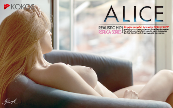 Real Hip Series<br><H4>ALICE +</H4>
