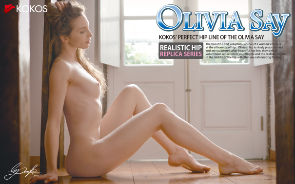 Real Hip Series<br><H4>OLIVIA</H4>