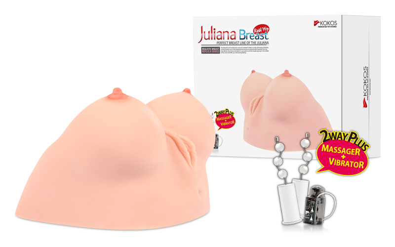Real Hip Series<br><H4>JULIANA BREAST +</H4>