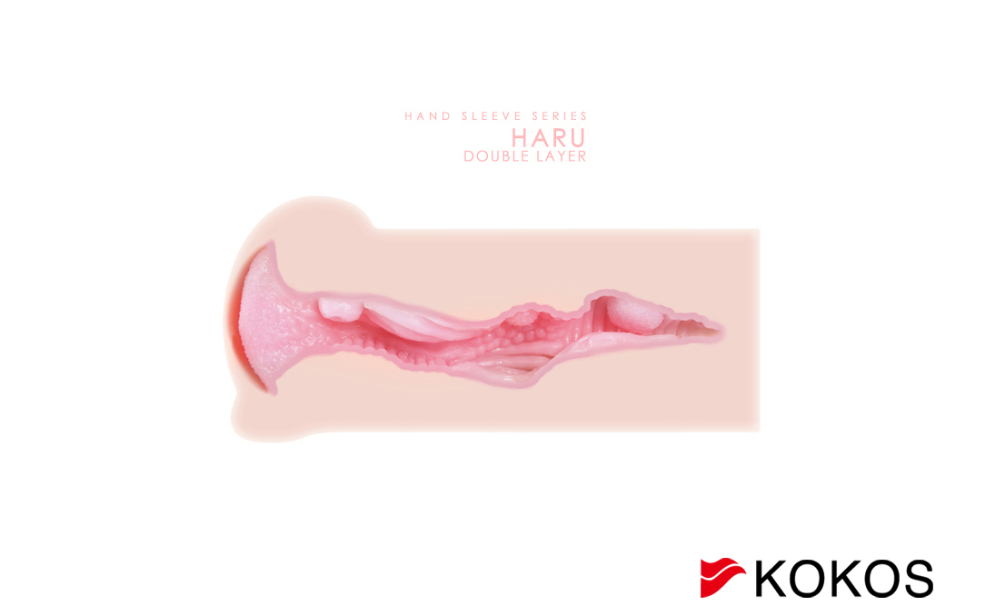 HAND SLEEVE S <br/> <h4>HARU DOUBLE LAYER</h4>